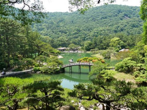 Ritsurin garden 4