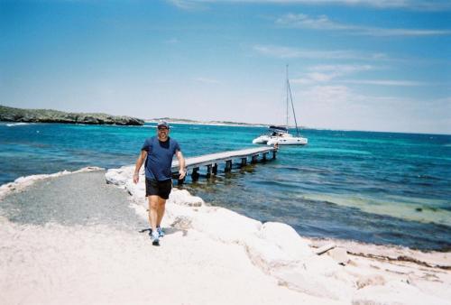 Rottness Island - Sail boat Erwin