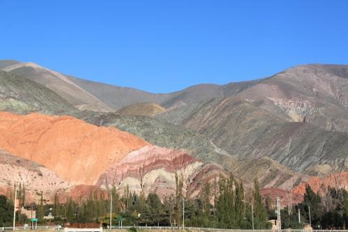 Salta - 7 kleurige berg
