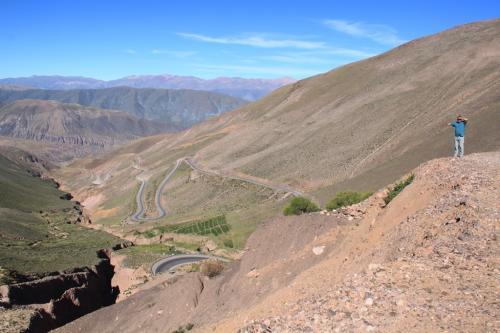 Salta -  Landschap (2)