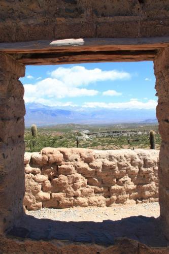 Salta -  Landschap (3)