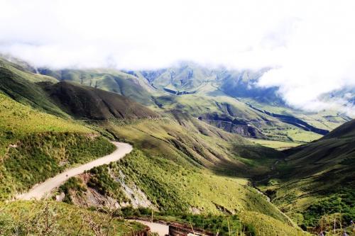 Salta - Landschap (4)
