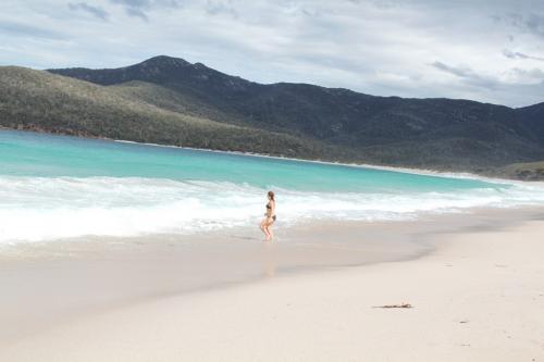 TAS - Wineglass beach