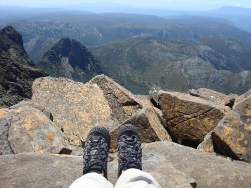 TAS - panorama met voeten dede