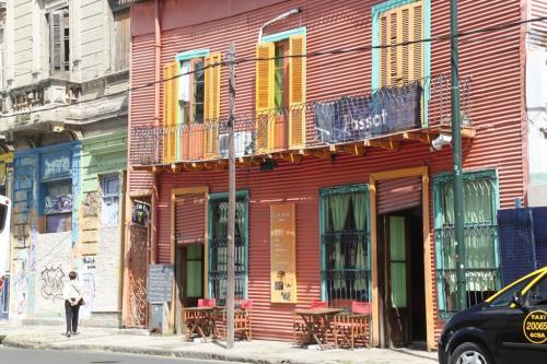 Tango - Buenos Aires huizen