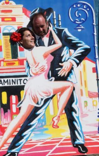 Tango - E&D tango strip