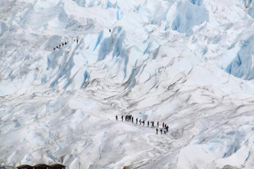 Tango -Perito Moreno trekking