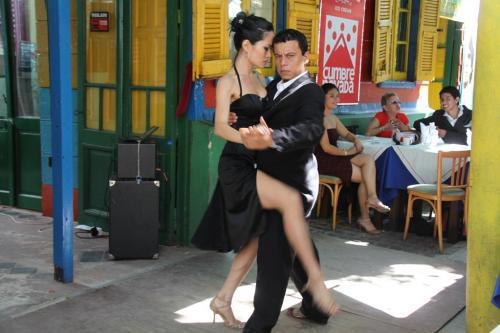 Tango - Tango liefhebbers