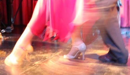 Tango - Tango voeten