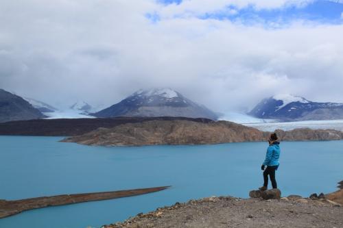 Tango - Upsala Glacier & lake