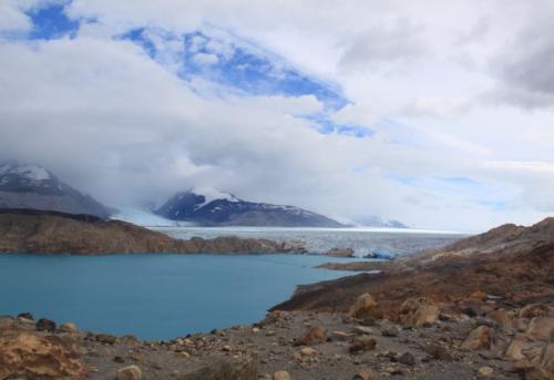 Tango - Upsala glacier