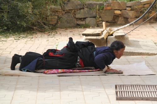 Tibet - Ter aarde