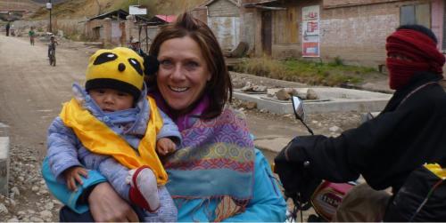 Tibet - Verkiezingsbaby