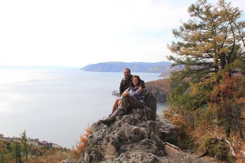 Trans Siberian - Baikal meer