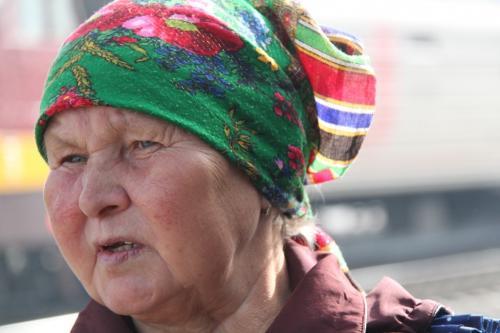 Trans Siberian - babouska