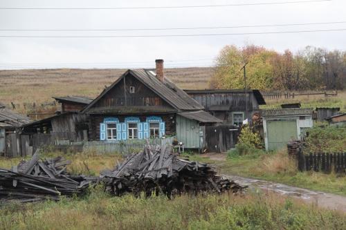 Trans Siberian - rommelig zicht