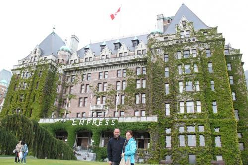 Vancouver Island - Fairmont Empress