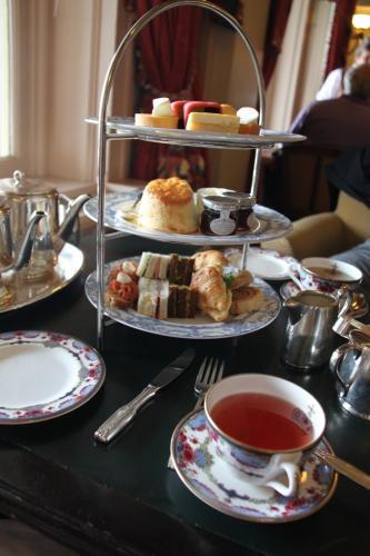 Vancouver Island - High Tea