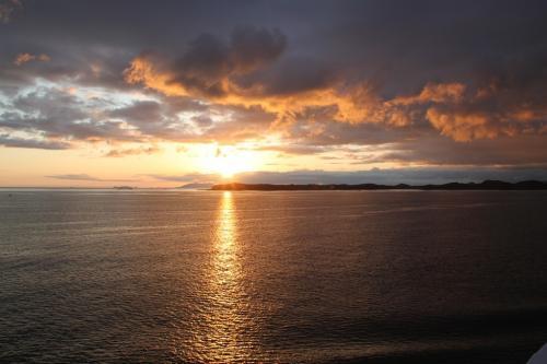 Vancouver Island - IP zonsondergang