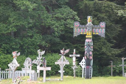 Vancouver Island - Totempalen