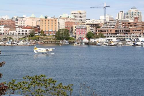 Vancouver Island - Victoria haven