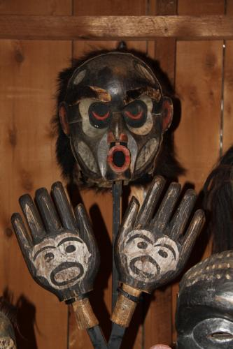 Vancouver Island - maskers