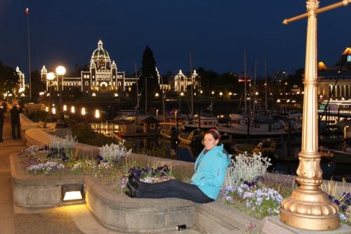 Vancouver Island - parlementsgebouw