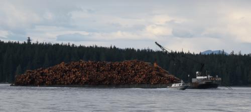 Vancouver Island - vrachtship