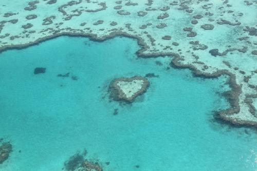 Whitsundays - HEART