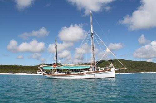 Whitsundays - Ise Pearl zeilboot