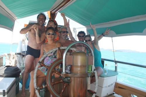 Whitsundays - bemanning