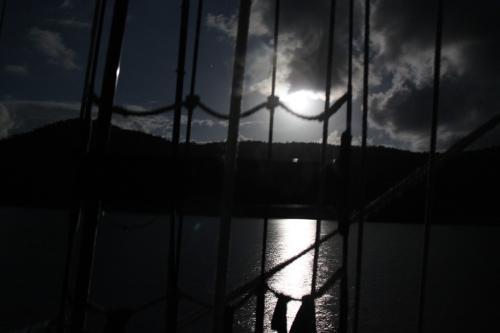 Whitsundays - schaduw langer