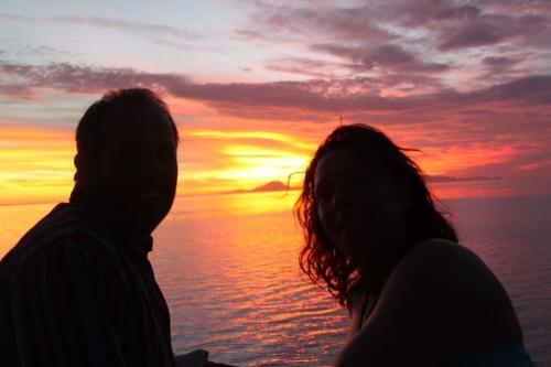Wrap up - Sunset sailing