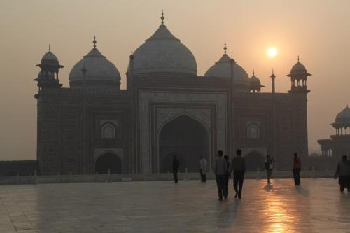 Wrap up - Taj Mahal