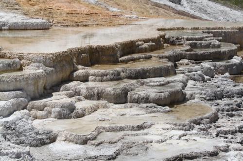 Yellowstone - palettes