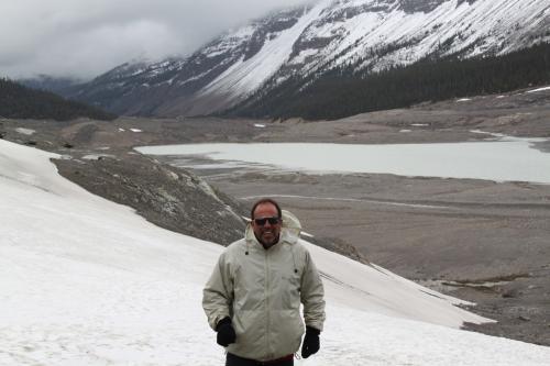 Yoho - Glacier Athabaska