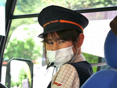 vriendelijke buschauffeur